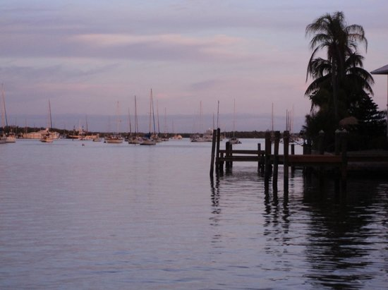 Matanzas on the Bay: View of neigboring docks