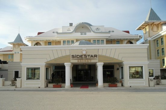Side Star Resort: Отель Side Star
