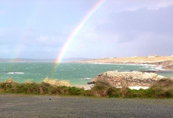 Clifden ecoBeach Camping & Caravanning Park : January 2014