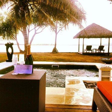Eratap Beach Resort: View from #9