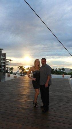 Now Amber Puerto Vallarta: Amazing Sunset Everyday