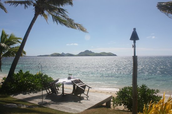 Tokoriki Island Resort: feast for your eyes