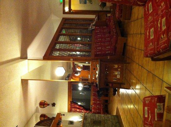 Hotel les Chalets : Sala