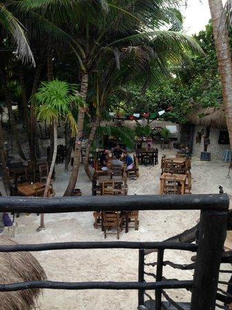 Playa Esperanza: Segunda vista de la habitación