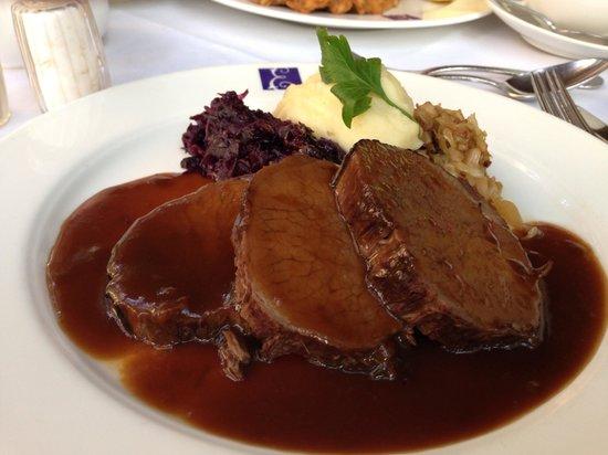 Lutter & Wegner: Beef