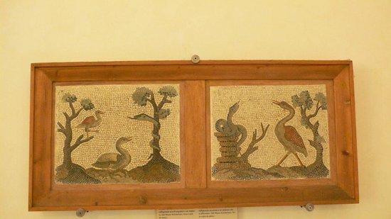 Terme di Diocleziano: Mosaik 3