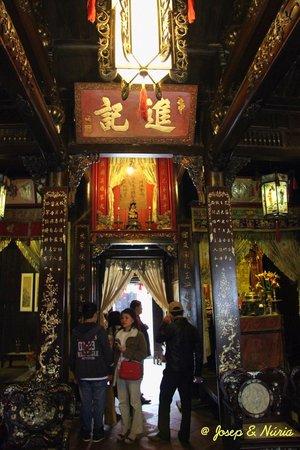 Old House of Tan Ky: Interior de la casa
