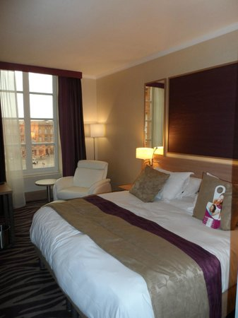 Crowne Plaza Toulouse: CONFORT ET LUXE