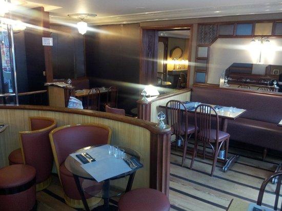Restaurant Pâtissserie Saolon de thé Divernet : le 1er étage