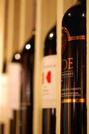 Erling Jensen Restaurant: Wine