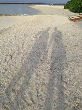 Baros Maldives : Tranquilidade nas praias