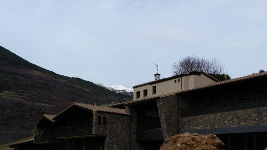 Hotel Resguard dels Vents: Panorámica