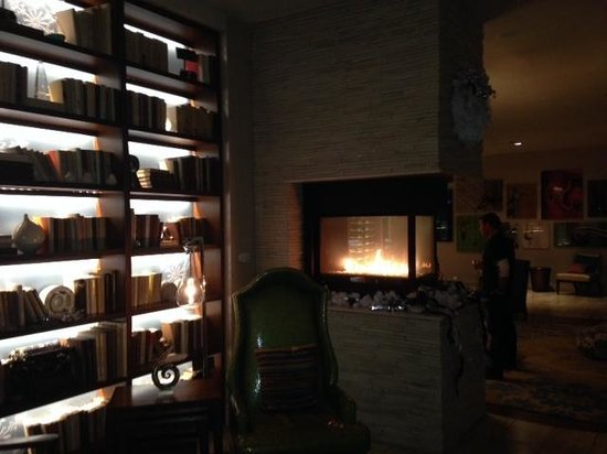 Renaissance Asheville Hotel : Renaissance Lobby