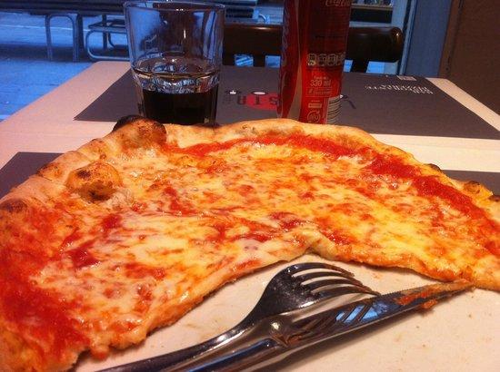 La Lista Bistro: Pizza Margherita