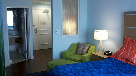 Hotel Indigo Raleigh Durham Airport at RTP: Clean and comfortable