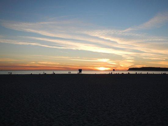 Hotel del Coronado: Spectacular Sunsets