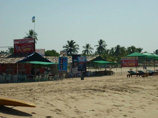 The Goa Village Inn : Шейк