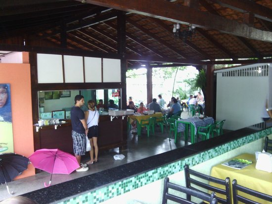 Cafe Regional Tapiri: Entrada