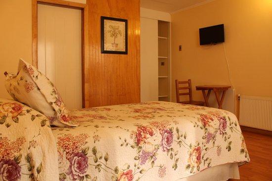 Hotel Antiyal: Habitación Single