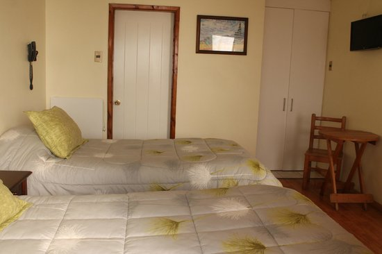 Hotel Antiyal: Habitación Doble