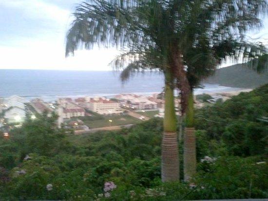 Pousada Villabella Villaggio: Vista para Praia Brava