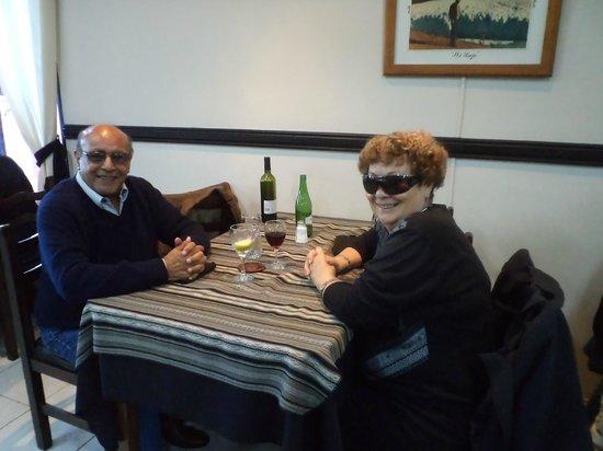 Parrilla Mi Viejo: almuerzo en Mi Viejo