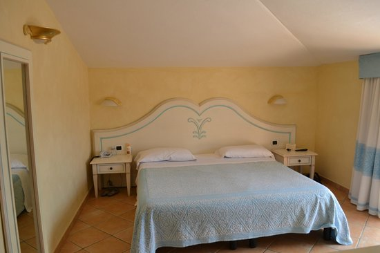 Hotel Club Saraceno : Номер