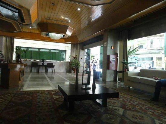 Hotel Pan Americano: Recepcion