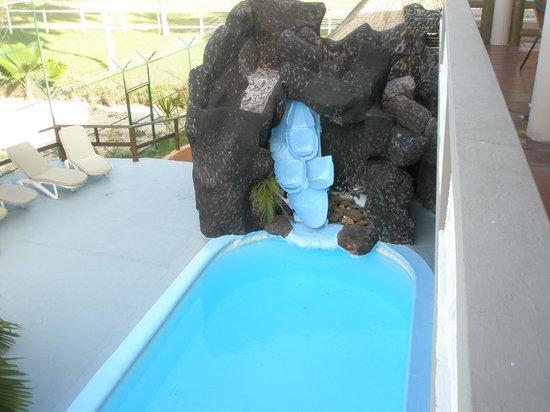 Eden Villa Hotel Mauritius: Piscina