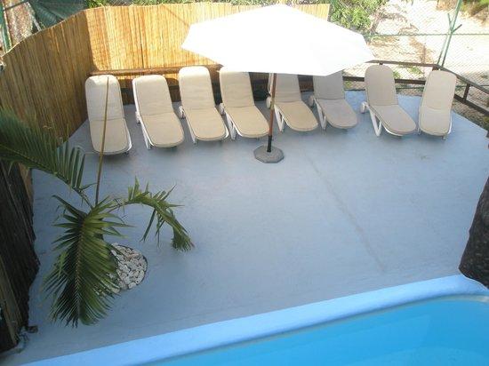 Eden Villa Hotel Mauritius: Zona piscina