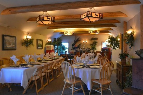 Backstreet Steakhouse : Daven Haven Lodge/Stone Creek Catering