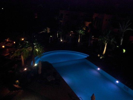 Paradis Plage Surf Yoga & Spa Resort : piscine
