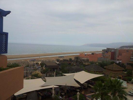Paradis Plage Surf Yoga & Spa Resort : vue chambre