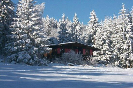 Le Chalet du Lac Blanc : le chalet