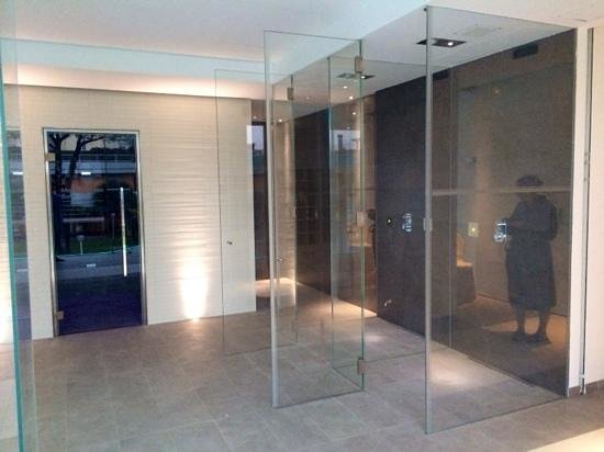 Panoramic Hotel Plaza: Cristalia docce aromatizzate
