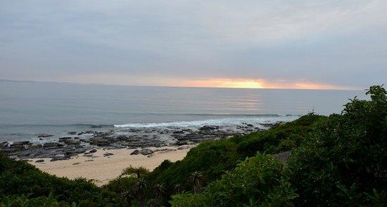 Beach Music: Вид с балкона