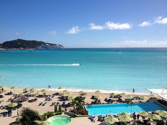 Sonesta Great Bay Beach Resort, Casino & Spa: What a View
