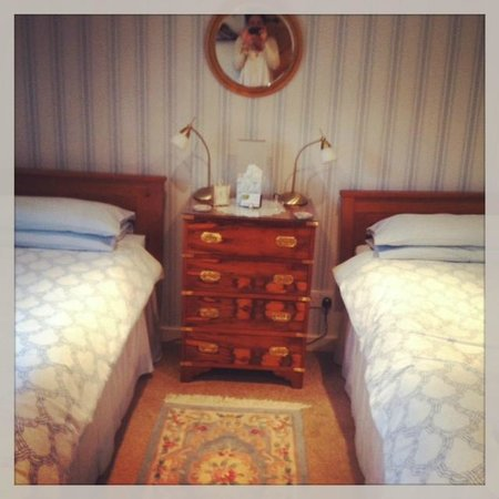 Loch Ness Clansman Hotel: our room