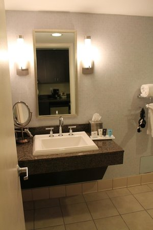 DoubleTree Resort by Hilton Hollywood Beach: Baño