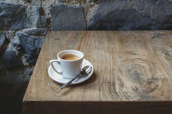 Le Petit Hotel: Espresso