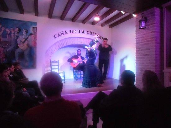 Casa de la Guitarra: Arte flamenco en estado puro
