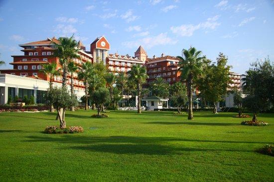 IC Hotels Santai: отель со стороны моря