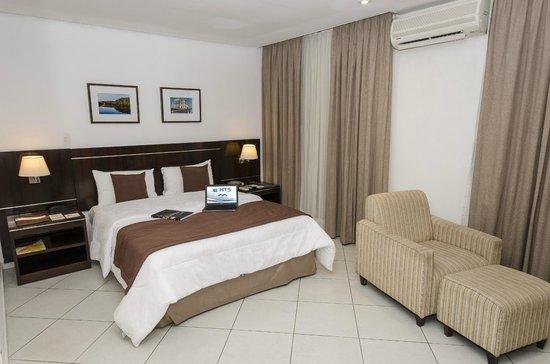 Manaus Hoteis - Millennium: Apartamento Luxo Cama de Casal