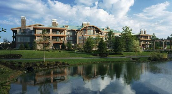Turning Stone Resort Casino: The Lodge at Turning Stone