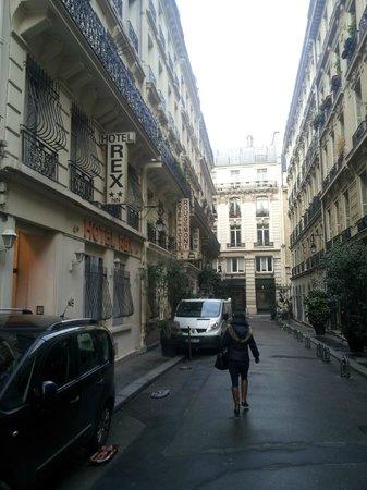 Hotel de la Cité Rougemont : bon hôtel 2* !