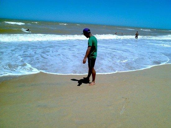 São João da Barra, RJ: Praia de Grussaí