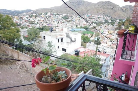 Casa de Dante Hostel: View from Room