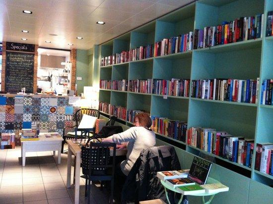Books & Brunch: Downstairs 1