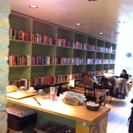 Books & Brunch: Downstairs 2