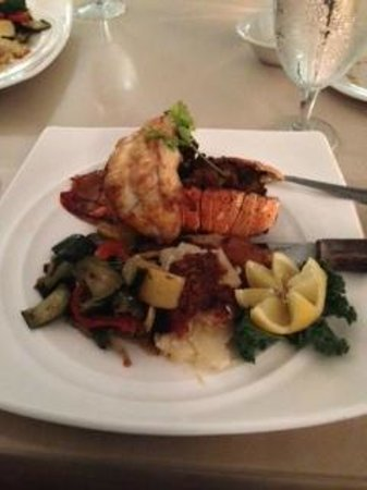 Cafe de Marco : Stuff Lobster